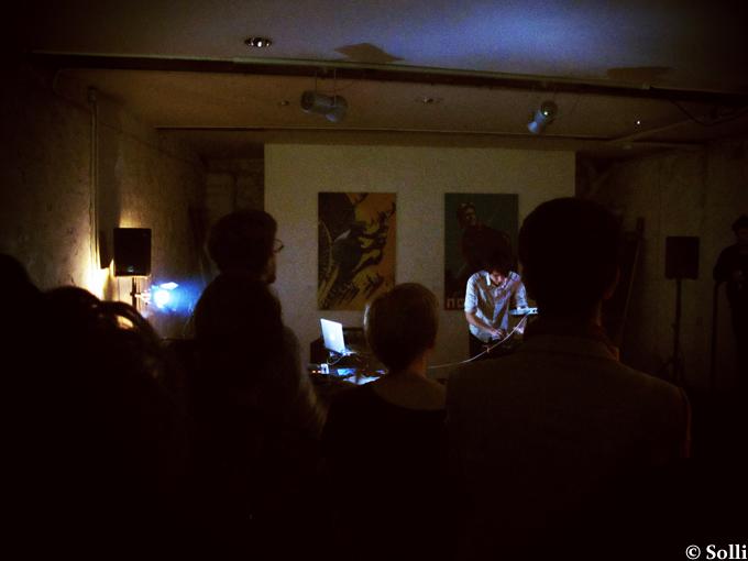 Russia meets US - ART MUSIC SHOW at Door Studios in Paris