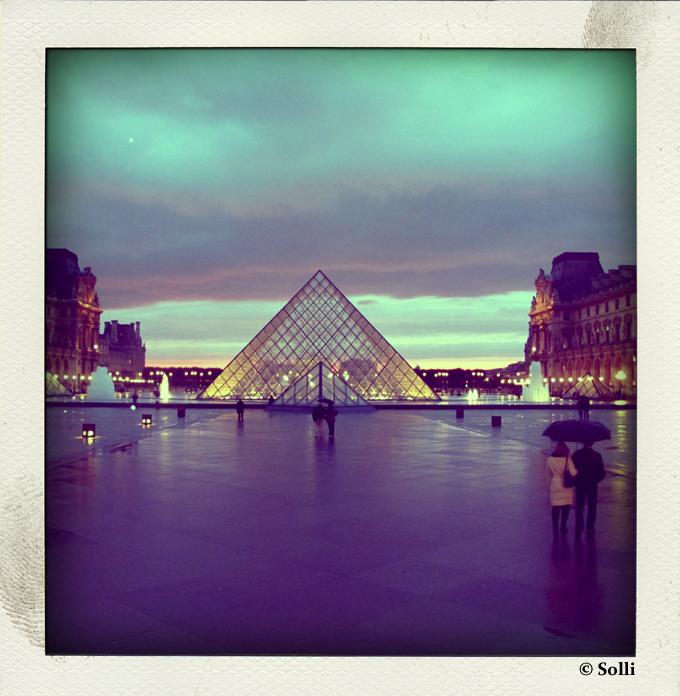 Louvre, October 2010 - Paris