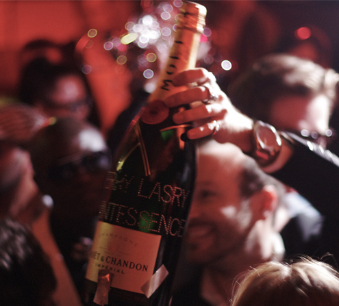 Thierry Lasry & Quintessence Playground party at L'ARC