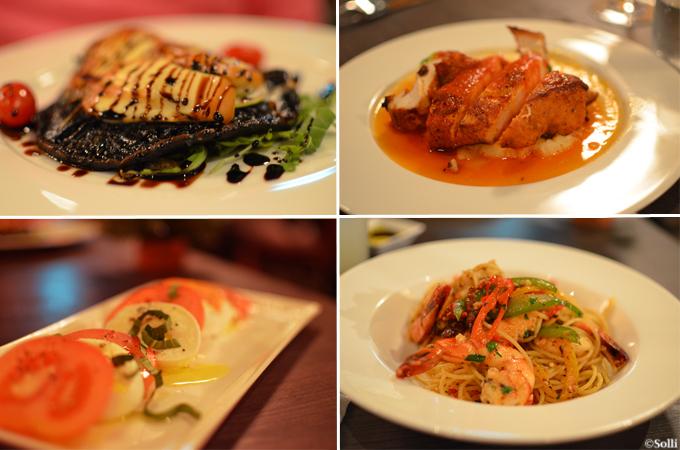 Incontro, Italian restaurant in Singapore