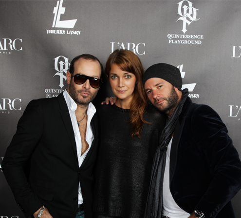Thierry Lasry, Solli, Ludovic Messager