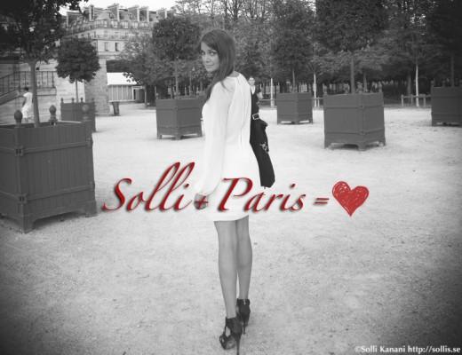 Paris blogg