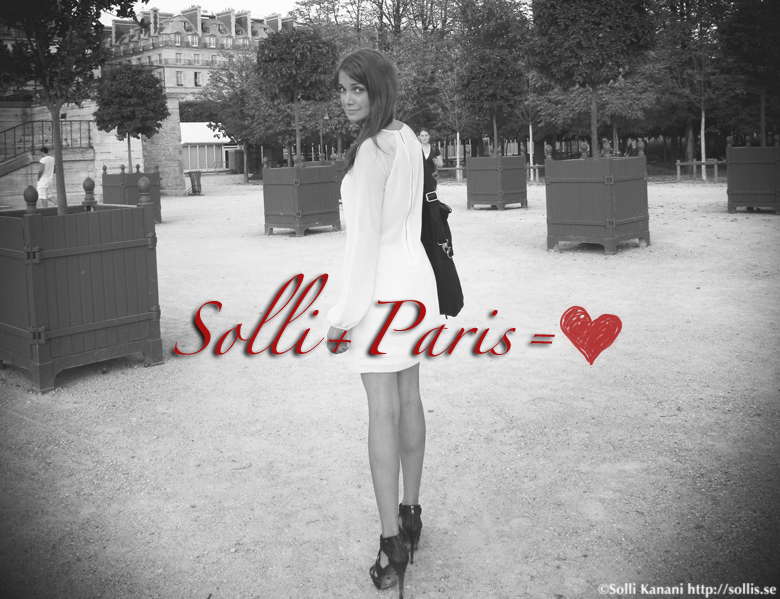 Paris blogg