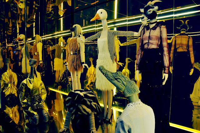 Louis Vuitton Marc Jacobs Exhibition, photo credit: [Ay]A Studio