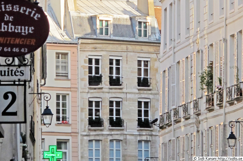 Rue Jacob