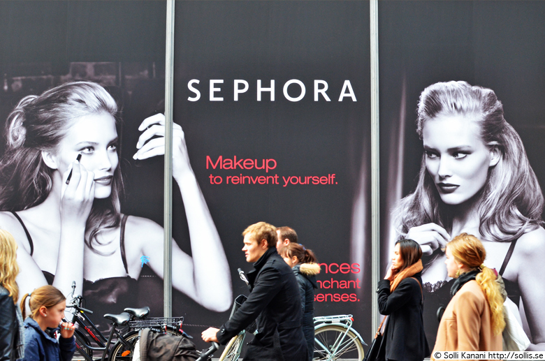 Sephora in Copenhagen