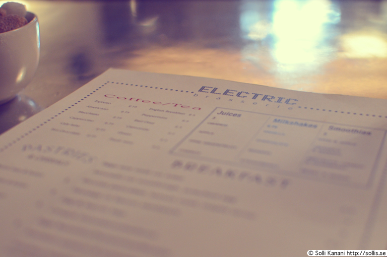 Electric Brasserie