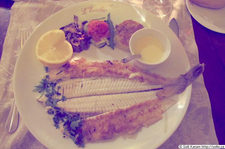 L'Ecailler - Restaurant de poissons