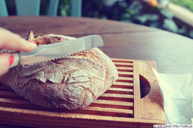Bread Corsica