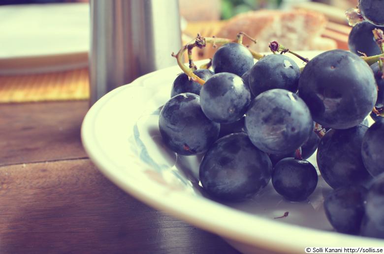 Grapes, Corsica