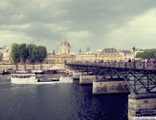 Paris Pont des Arts