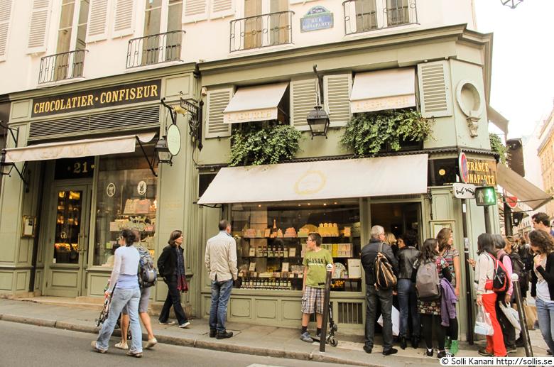 Ladurée 16 Rue Bonaparte