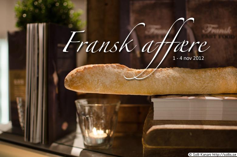 Fransk affære