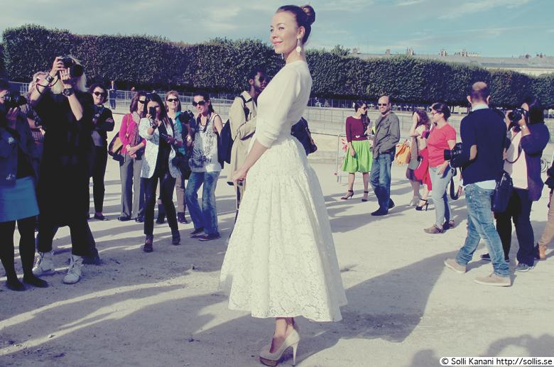 Fashion Week in Paris