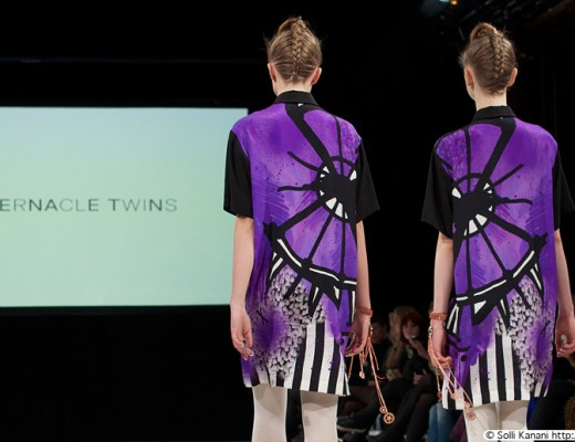 Tabernacle Twins AW13
