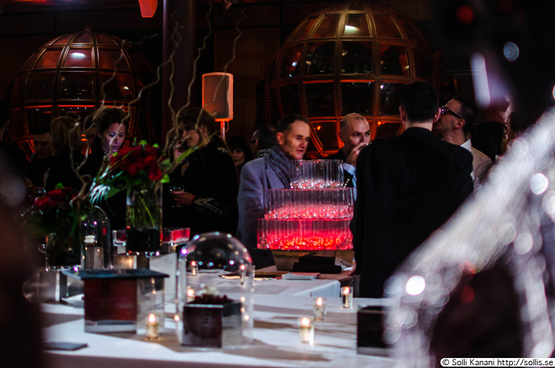 Vendôme Luxury Tradeshow Inauguration cocktail