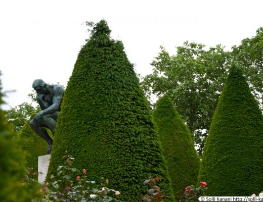 Le Jardin de Musée de Rodin