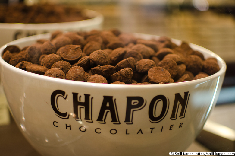 Chapon Chocolat