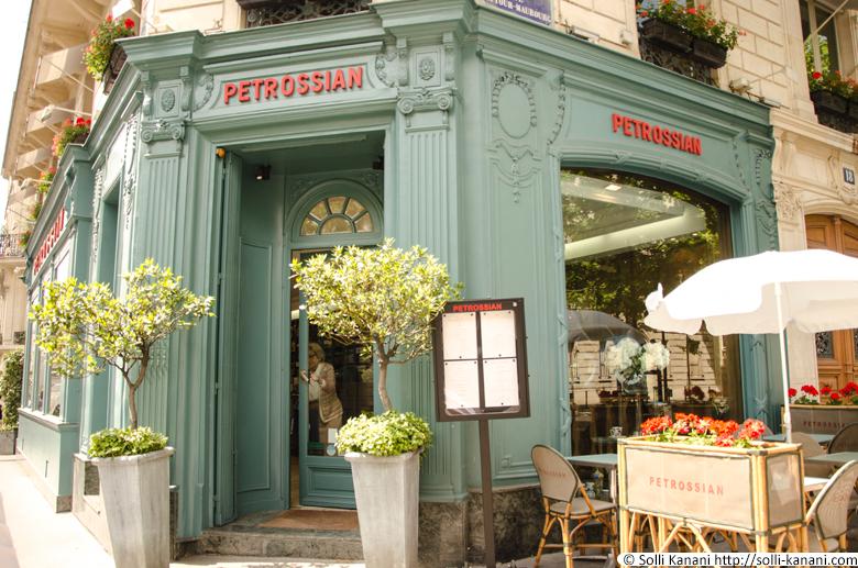 Petrossian Paris