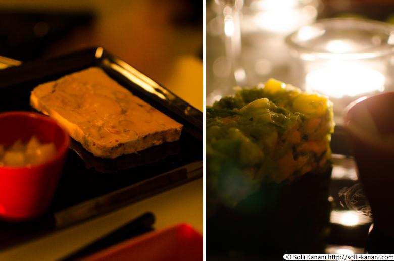 Restaurant BON in Paris