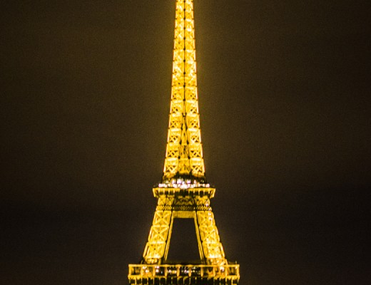The Iron Lady - Eiffel Tower in Paris