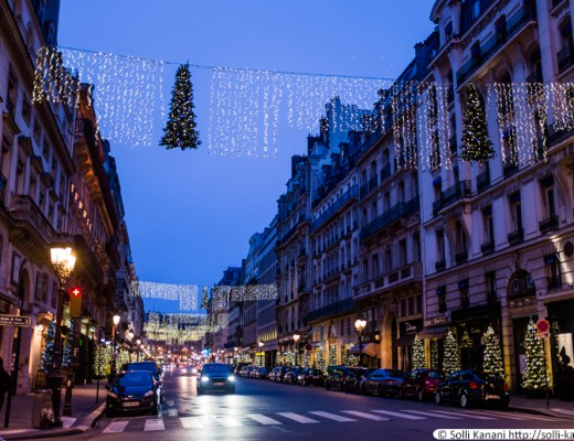Paris illuminations