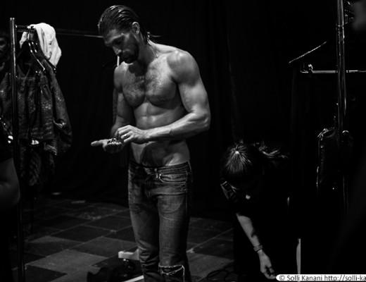 Jean//Phillip backstage