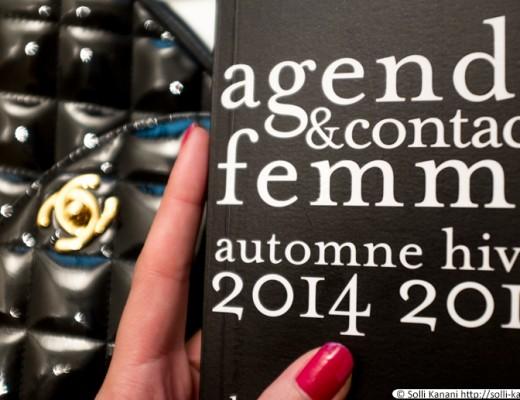 Fashion Week in Paris 2014