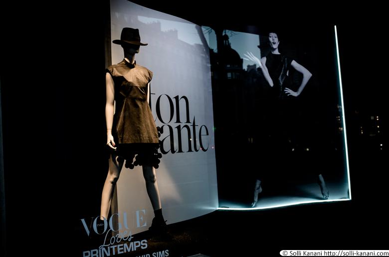 Vogue Loves Printemps