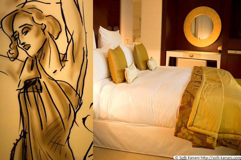 Mandarin Oriental Hotel - Paris