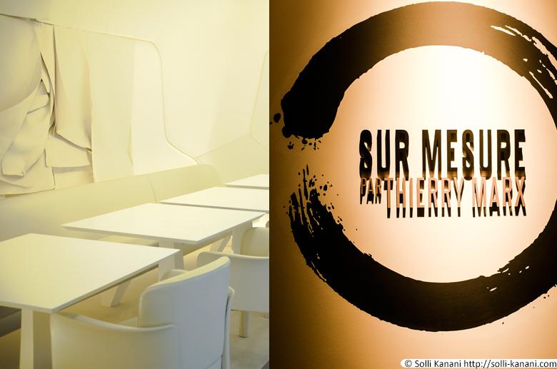 Sur Mesure - Thierry Marx