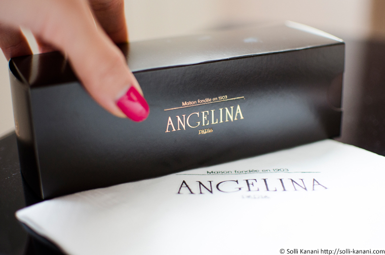 Angelina Eclair Mont Blanc