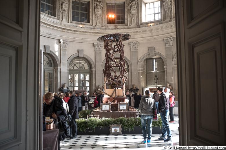 Le Palais Du Chocolat