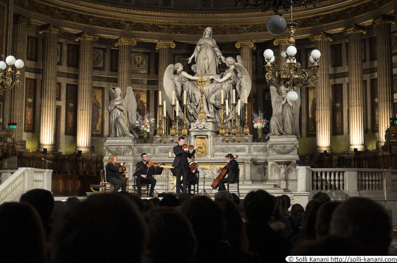Vivaldi Four seasons - Madeleine