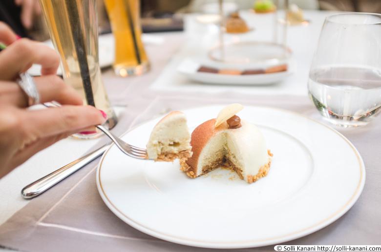 Fève délicieuse Dior