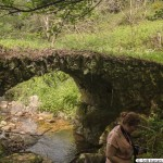One of the many Genoese bridges that you will see many of in Corsica