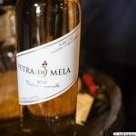 Rosé wine from Petra di Mela