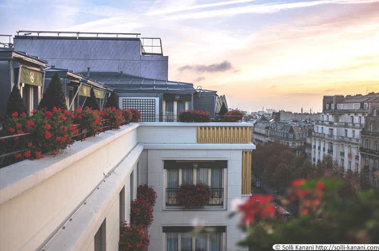 Hôtel Napoléon Paris