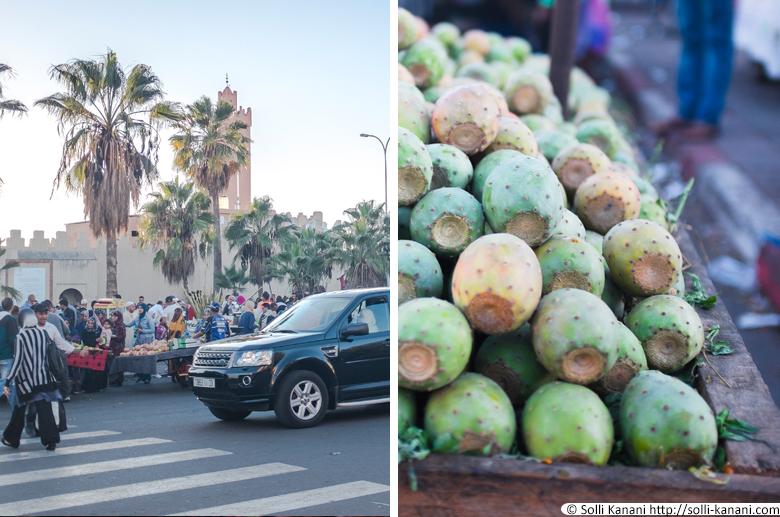 Souk in Agadir