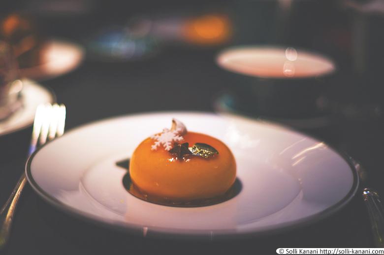 Calisson, Vegan Afternoon Tea at Shangri-La in Paris