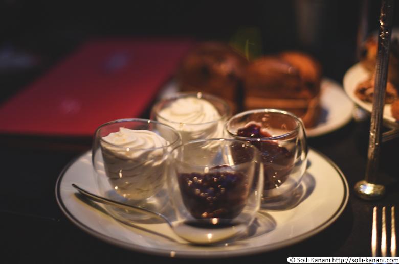 Vegan Afternoon Tea at Shangri-La in Paris