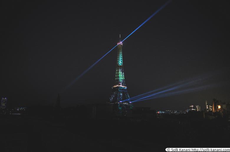 Shangri-La Paris Eiffel Tower