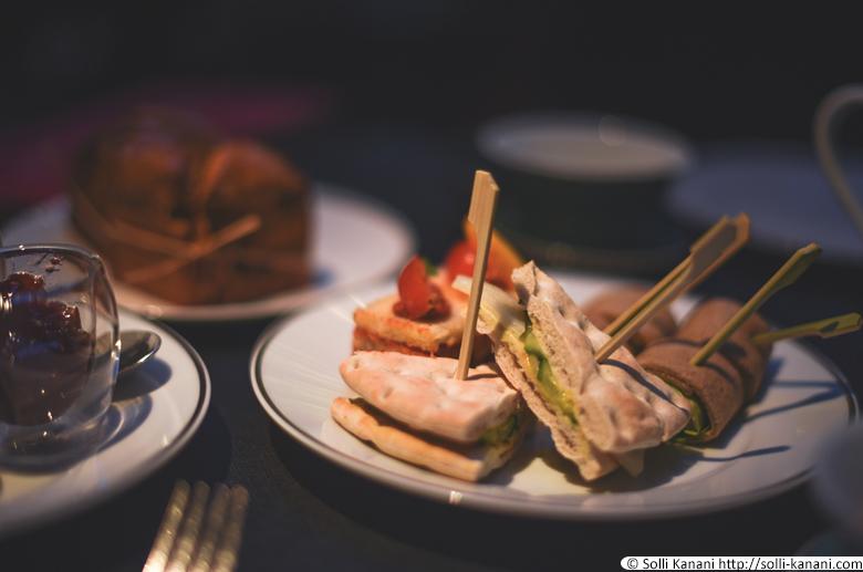 Vegan Afternoon Tea at Shangri-La
