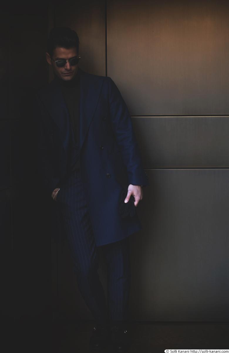 Frank Gallucci - Milano Fashion Week