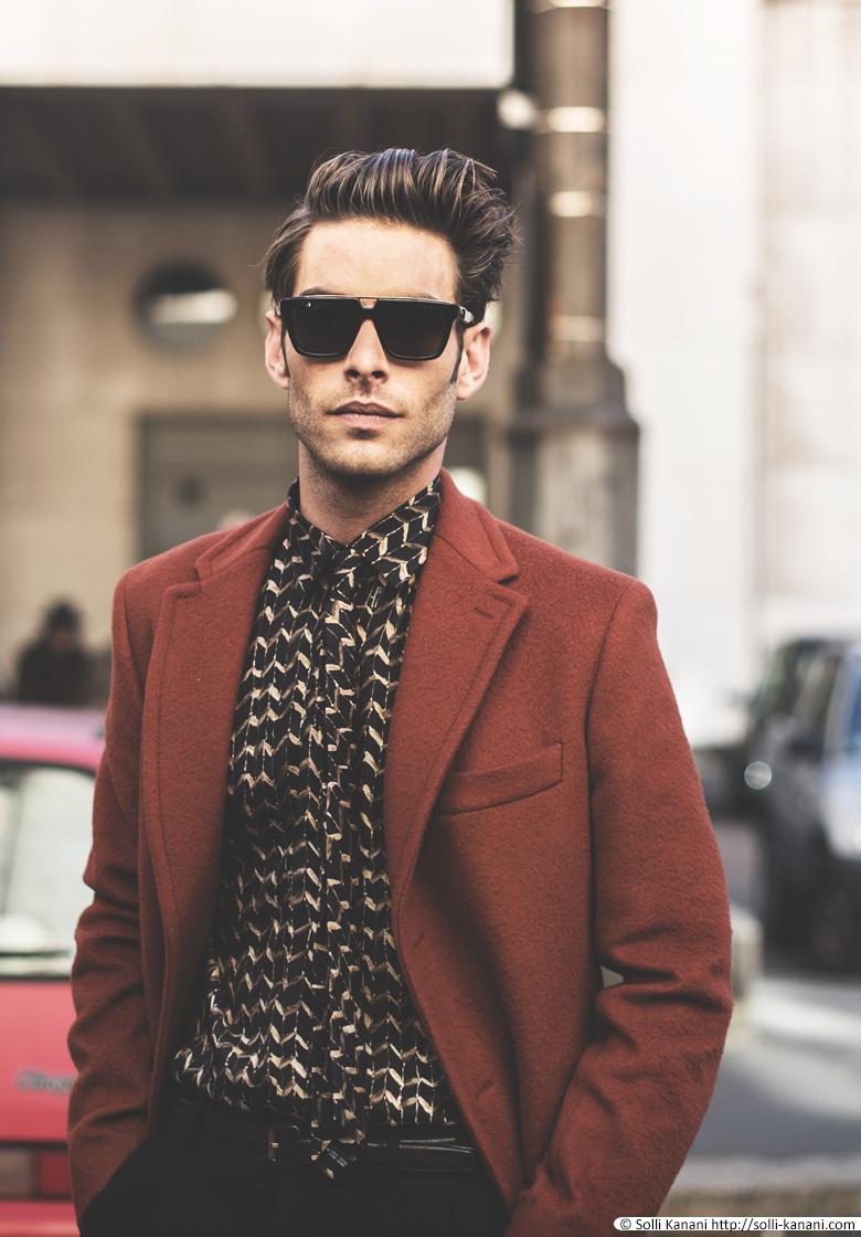 Jon Kortajarena - Milano Fashion Week