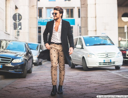 Mariano Di Vai - Milano Fashion Week