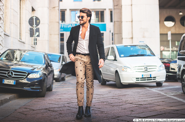 Mariano Di Vai - Milano Fashion Week