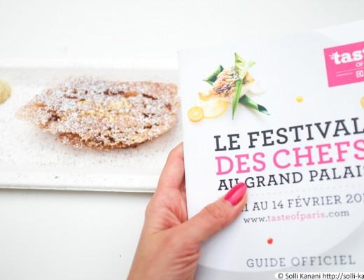 Taste of Paris 2016