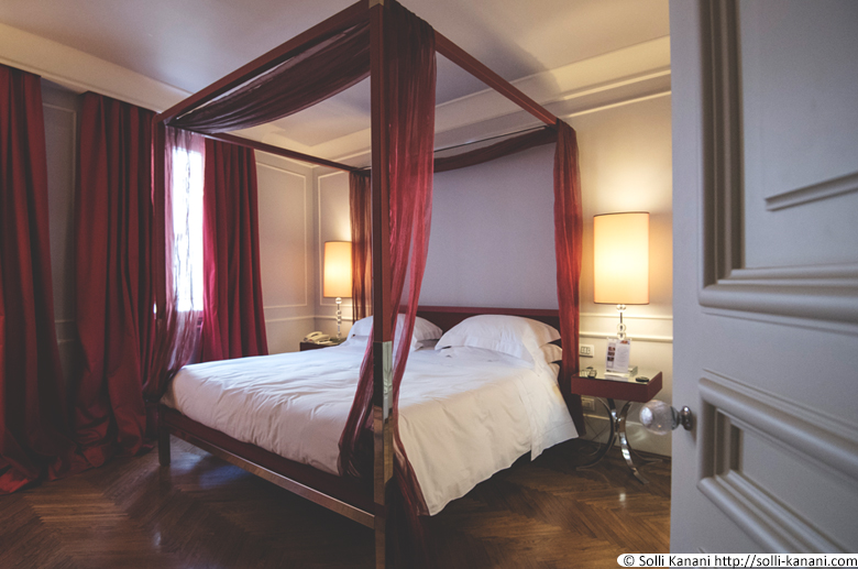 Hotel Brunelleschi in Florence