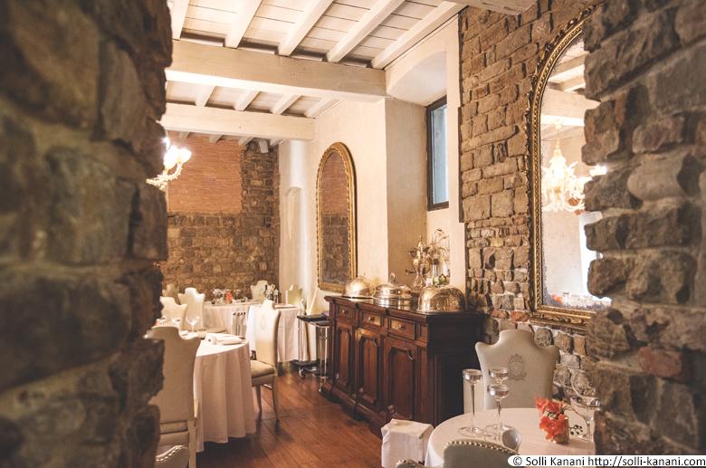 Restaurant Santa Maria Elisabetta